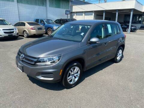 2013 Volkswagen Tiguan for sale at TacomaAutoLoans.com in Tacoma WA