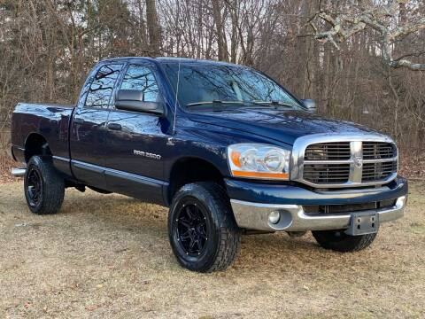 2006 Dodge Ram Pickup 2500 for sale at Choice Motor Car in Plainville CT