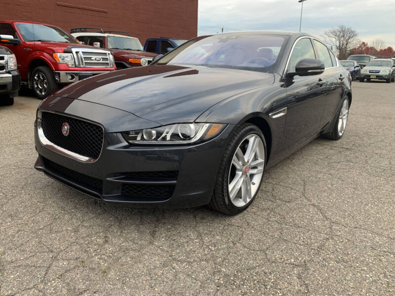 2018 Jaguar XE for sale at JMAC IMPORT AND EXPORT STORAGE WAREHOUSE in Bloomfield NJ