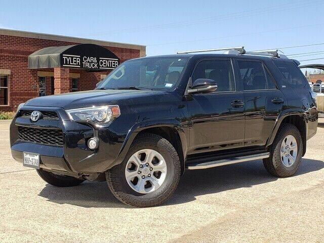 2016 Toyota 4Runner for sale at Tyler Car  & Truck Center in Tyler TX