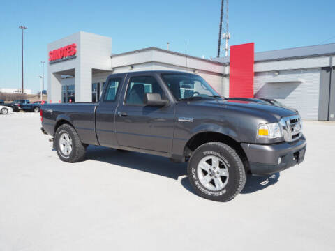 2006 Ford Ranger for sale at SIMOTES MOTORS in Minooka IL