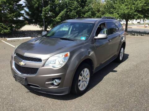2010 Chevrolet Equinox for sale at Bromax Auto Sales in South River NJ