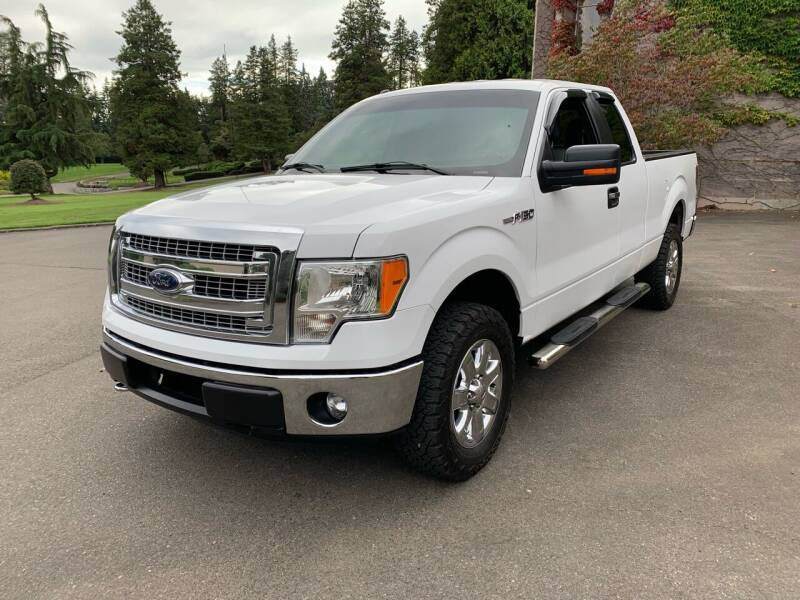 2014 Ford F-150 for sale at First Union Auto in Seattle WA
