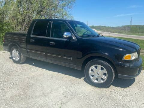 2002 Lincoln Blackwood for sale at Kansas Car Finder in Valley Falls KS