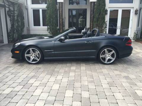 2011 Mercedes-Benz SL-Class for sale at Premier Auto Group of South Florida in Wellington FL