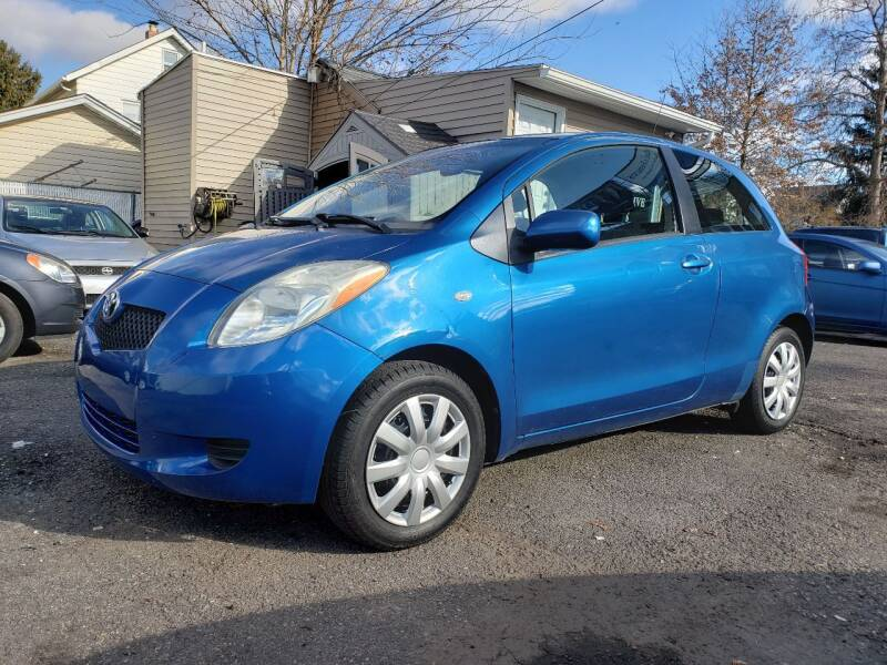 2008 Toyota Yaris for sale at Innovative Auto Group in Little Ferry NJ