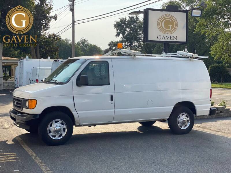2007 Ford E-Series Cargo for sale at Gaven Auto Group in Kenvil NJ