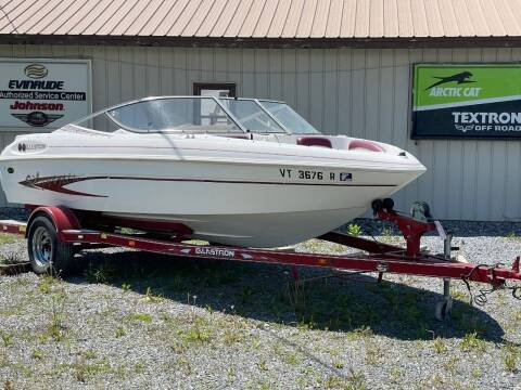 2002 Glastron SX-175 for sale at Champlain Valley MotorSports in Cornwall VT