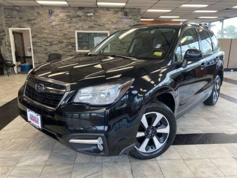 2018 Subaru Forester for sale at Sonias Auto Sales in Worcester MA