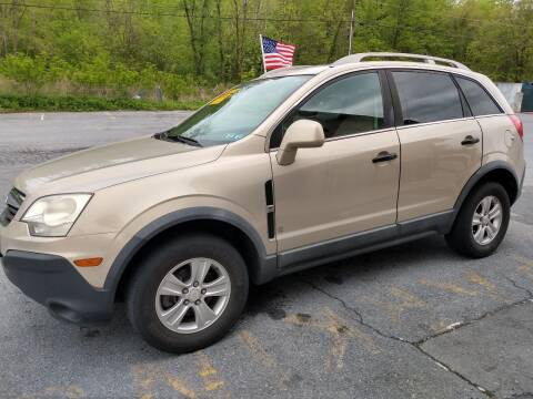 2009 Saturn Vue for sale at 100 Motors in Bechtelsville PA