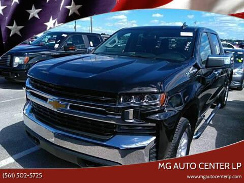 2020 Chevrolet Silverado 1500 for sale at MG Auto Center LP in Lake Park FL