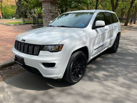 2018 Jeep Grand Cherokee for sale at Steve Rotella Sales Ltd in Syracuse NY