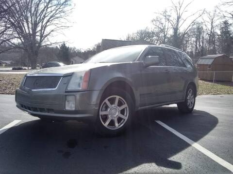 2005 Cadillac SRX for sale at Happy Days Auto Sales in Piedmont SC