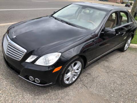 2011 Mercedes-Benz E-Class for sale at STATE AUTO SALES in Lodi NJ