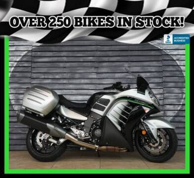 2020 Kawasaki Concours 14 ABS for sale at Motomaxcycles.com in Mesa AZ