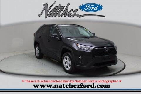 2020 Toyota RAV4 for sale at Auto Group South - Natchez Ford Lincoln in Natchez MS