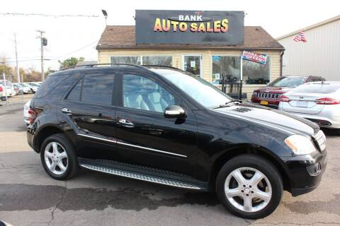 2008 Mercedes-Benz M-Class for sale at BANK AUTO SALES in Wayne MI