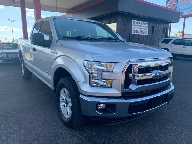 2015 Ford F-150 for sale at JQ Motorsports East in Tucson AZ