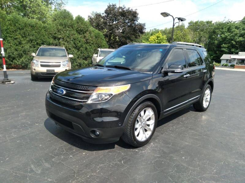 2013 Ford Explorer for sale at Keens Auto Sales in Union City OH