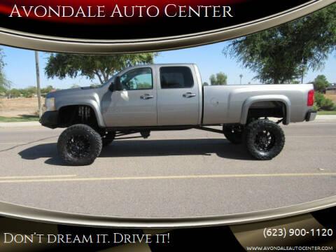 2007 Chevrolet Silverado 2500HD for sale at Avondale Auto Center in Avondale AZ