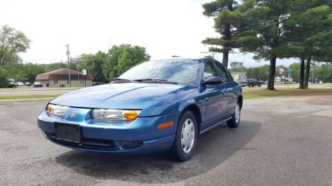 2000 Saturn S-Series for sale at Shores Auto in Lakeland Shores MN