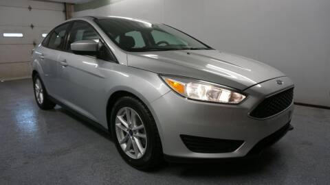 2018 Ford Focus for sale at World Auto Net in Cuyahoga Falls OH