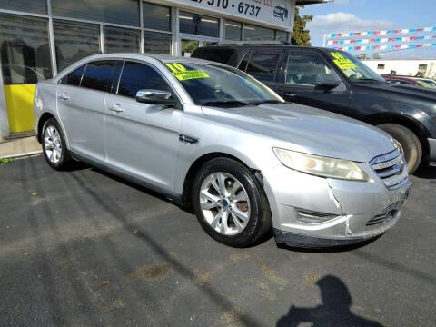 2010 Ford Taurus for sale at ABC Auto Sales and Service in New Castle DE
