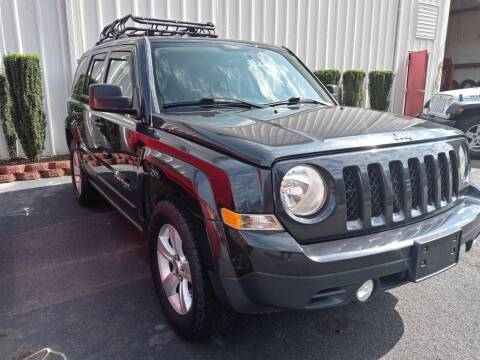2014 Jeep Patriot for sale at Mathews Used Cars, Inc. in Crawford GA