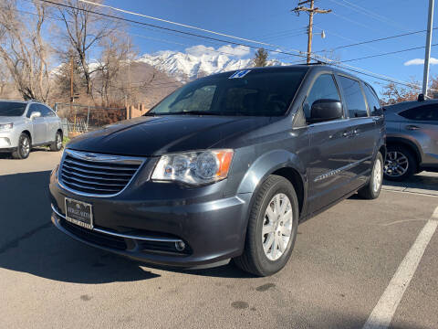 2014 Chrysler Town and Country for sale at Berge Auto in Orem UT
