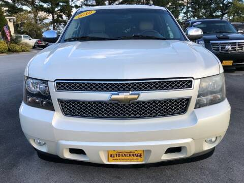 2010 Chevrolet Suburban for sale at East Carolina Auto Exchange in Greenville NC