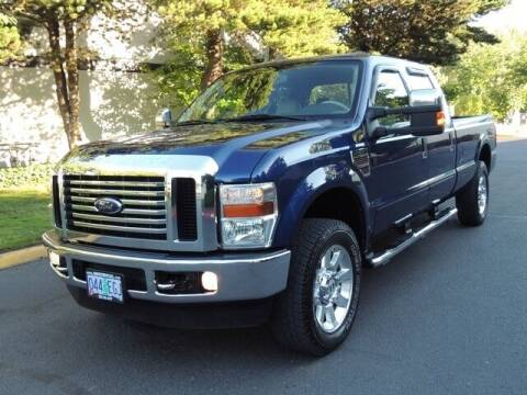 2008 Ford F-250 Super Duty for sale at Econo Auto Sales Inc in Raleigh NC