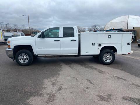 2015 Chevrolet Silverado 2500HD for sale at Discount Auto Sales in Wichita KS