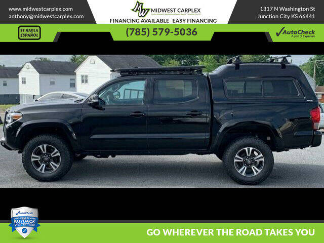 2017 Toyota Tacoma for sale in Junction City, KS
