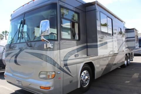 2003 Country Coach Intrigue Sweet Sensation 400 for sale at Rancho Santa Margarita RV in Rancho Santa Margarita CA