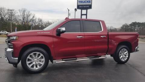 2019 Chevrolet Silverado 1500 for sale at Whitmore Chevrolet in West Point VA