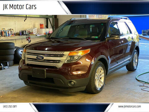 2011 Ford Explorer for sale at JK Motor Cars in Pittsburgh PA