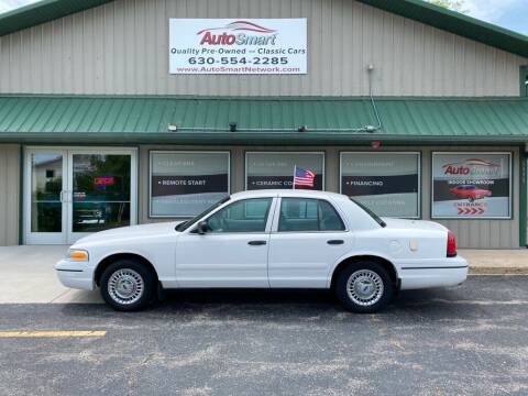 2000 Ford Crown Victoria for sale at AutoSmart in Oswego IL
