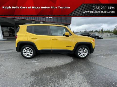2015 Jeep Renegade for sale at Ralph Sells Cars at Maxx Autos Plus Tacoma in Tacoma WA