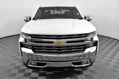 2021 Chevrolet Silverado 1500 for sale at Southern Auto Solutions-Jim Ellis Hyundai in Marietta GA