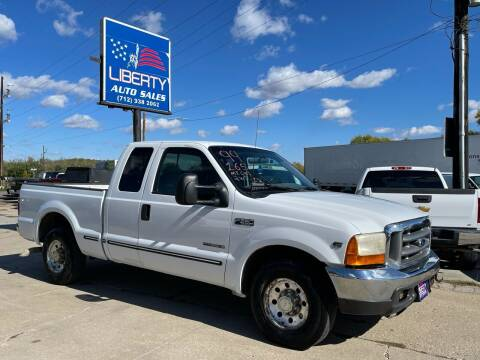 1999 Ford F-250 Super Duty for sale at Liberty Auto Sales in Merrill IA