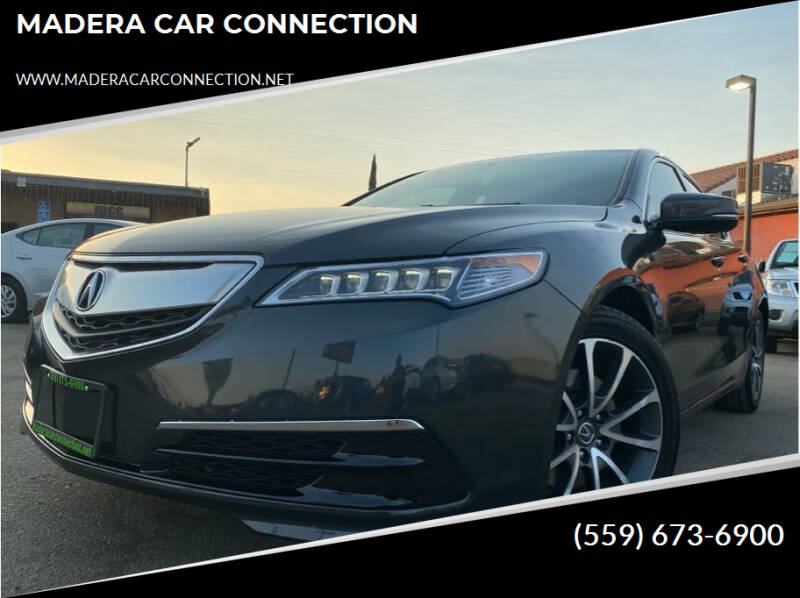 2016 Acura TLX for sale at MADERA CAR CONNECTION in Madera CA