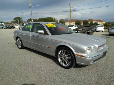2004 Jaguar XJR for sale at Kelly & Kelly Supermarket of Cars in Fayetteville NC