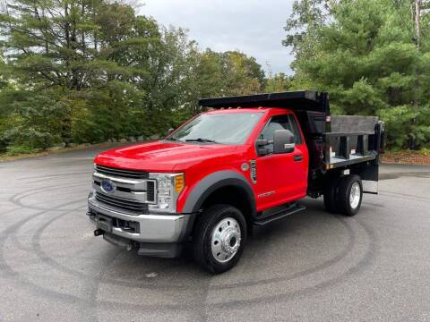2017 Ford F-550 Super Duty for sale at Nala Equipment Corp in Upton MA