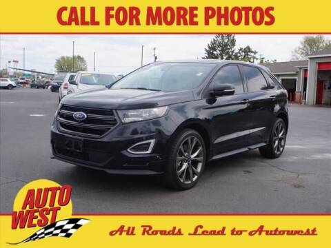 2016 Ford Edge for sale at Autowest of GR in Grand Rapids MI