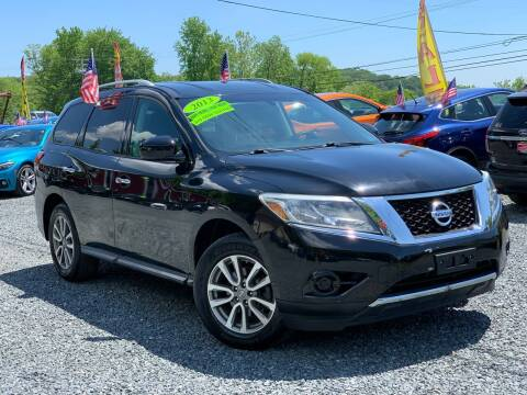 2013 Nissan Pathfinder for sale at A&M Auto Sales in Edgewood MD