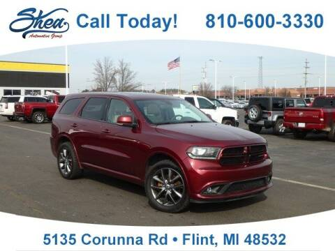2018 Dodge Durango for sale at Jamie Sells Cars 810 - Linden Location in Flint MI