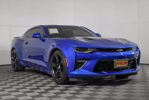 2016 Chevrolet Camaro for sale at Chevrolet Buick GMC of Puyallup in Puyallup WA