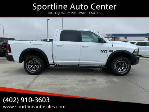 2017 RAM Ram Pickup 1500 for sale at Sportline Auto Center in Columbus NE