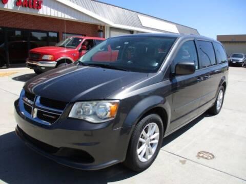 2016 Dodge Grand Caravan for sale at Eden's Auto Sales in Valley Center KS