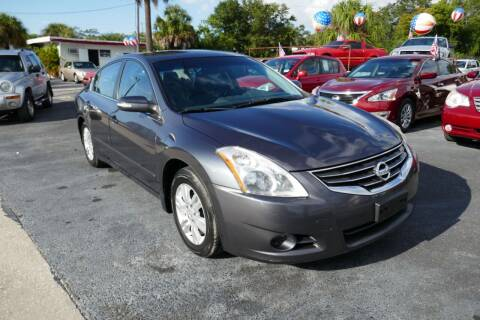 2011 Nissan Altima for sale at J Linn Motors in Clearwater FL